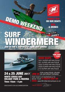Nautique Wakesurf Windermere